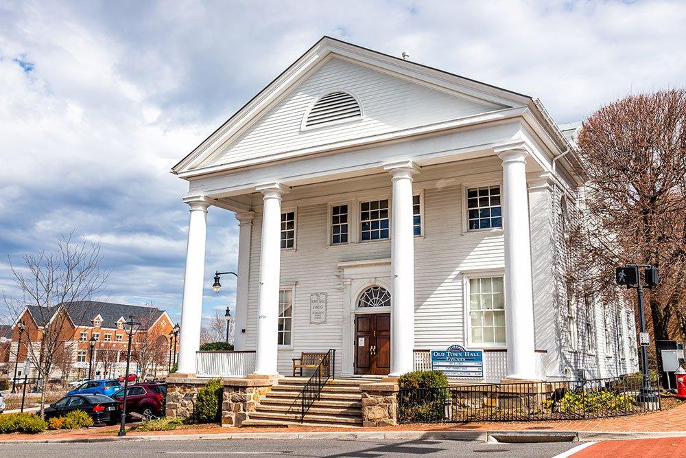 Fairfax City Hall