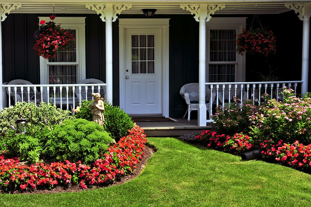 Add Curb Appeal