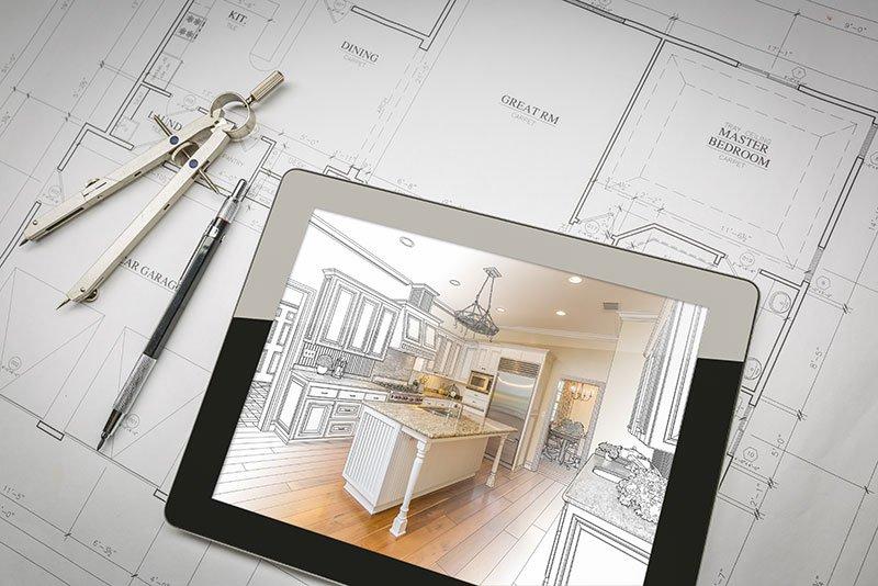 Custom Builder Construction Process