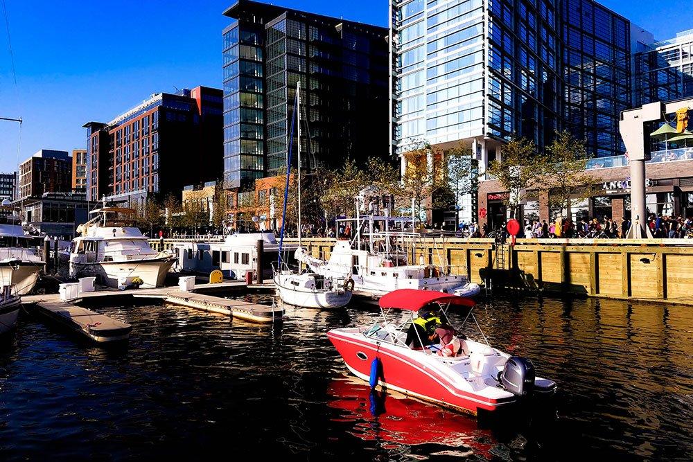 The Wharf, Washington DC